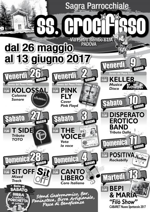 Sagra 2017 @ Parrocchia del Santissimo Crocifisso | Padova | Veneto | Italia