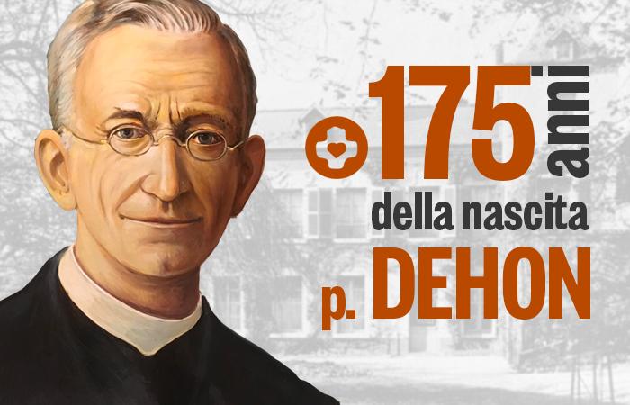 14 marzo 2018 – 175° anniversario della nascita di p. Leone Giovanni Dehon