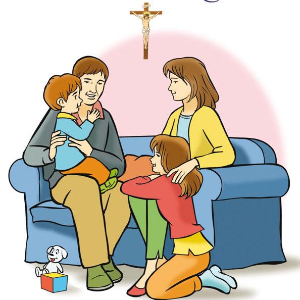 benedizione famiglie