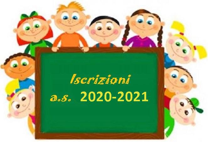 """Risultato immagini per iscrizioni 2020 2021"""""""